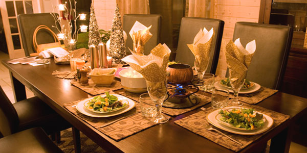 Host a (Green) Holiday Party!