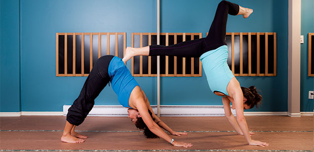 Partner Yoga Alive