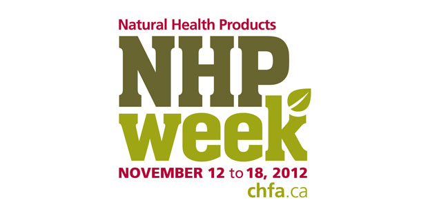 Celebrate Natural Health Products with NHP Week