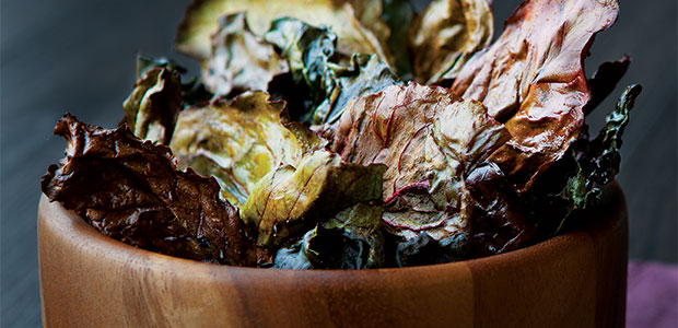 Hearty Winter Greens
