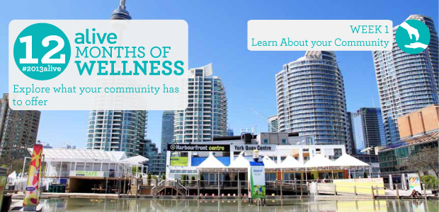 #2013alive: Learn about Your Community