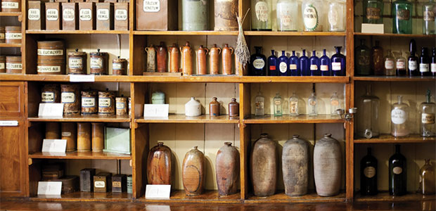 Stock a Natural Medicine Chest