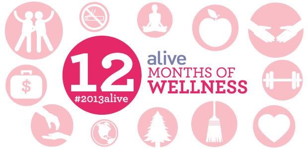 12 Months of Wellness