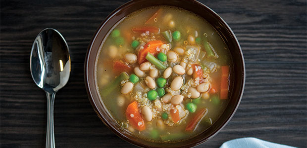 Light and Lovely Minestrone