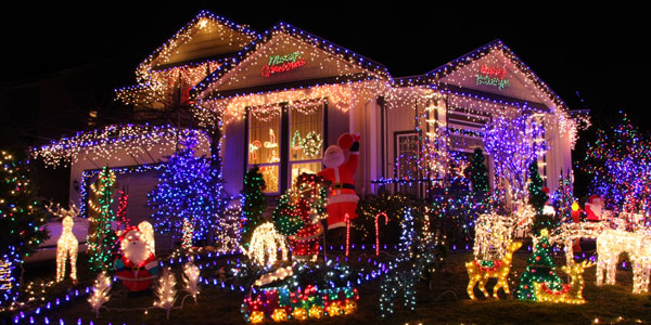Holiday Lights: LED is a Brighter Idea