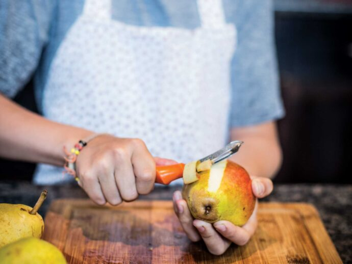 Teaching Kids to Cook and Care