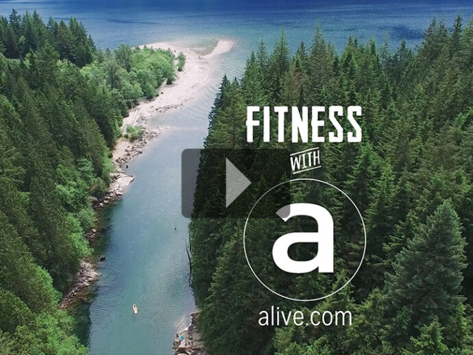 Fitness with alive