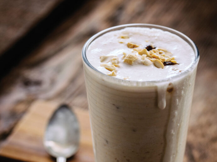 Chocolate Chip French Vanilla Smoothie